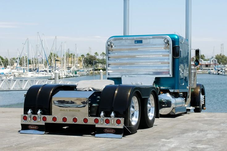 1000 Images About Big Truck Driver On Pinterest Custom
