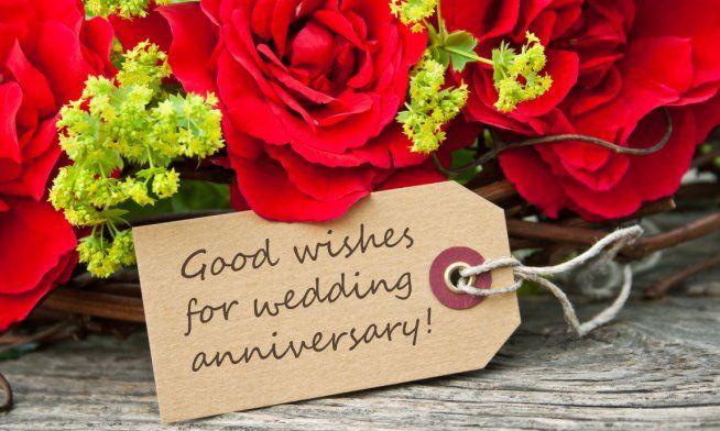 anniversario matrimonio, festeggiare | Biglietti per anniversario di matrimonio, Anniversario di ...