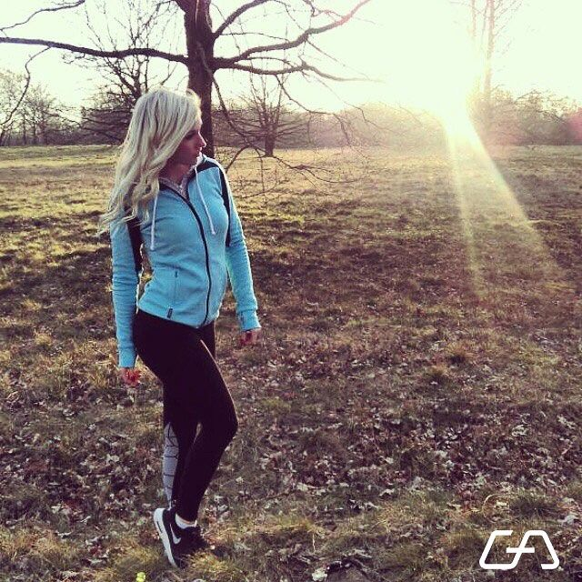 Pefect #outdoor apparell for fit girls! www.gymaesthetics.com