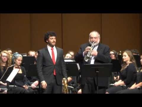 La Virgen de la Macarena - Canadian Brass, EKU Center for the Arts, 11/13/15 - YouTube