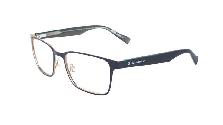 BO 0183 Glasses by BOSS Orange | Specsavers UK