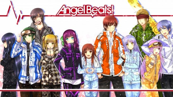 Angel Beats Picture Wallpapers