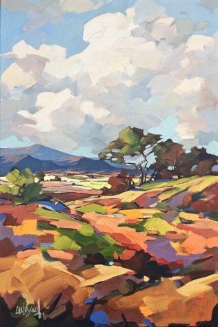 Landscapes   Carla Bosch