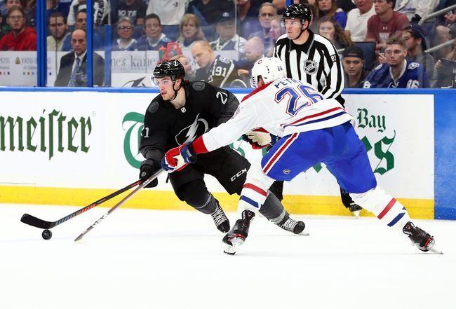 Montreal Canadiens Vs Tampa Bay Lightning 1 2 20 Nhl Pick Odds And Prediction Pick Dawgz Nhl Hockeypi In 2020 Tampa Bay Lightning Montreal Canadiens Tampa Bay