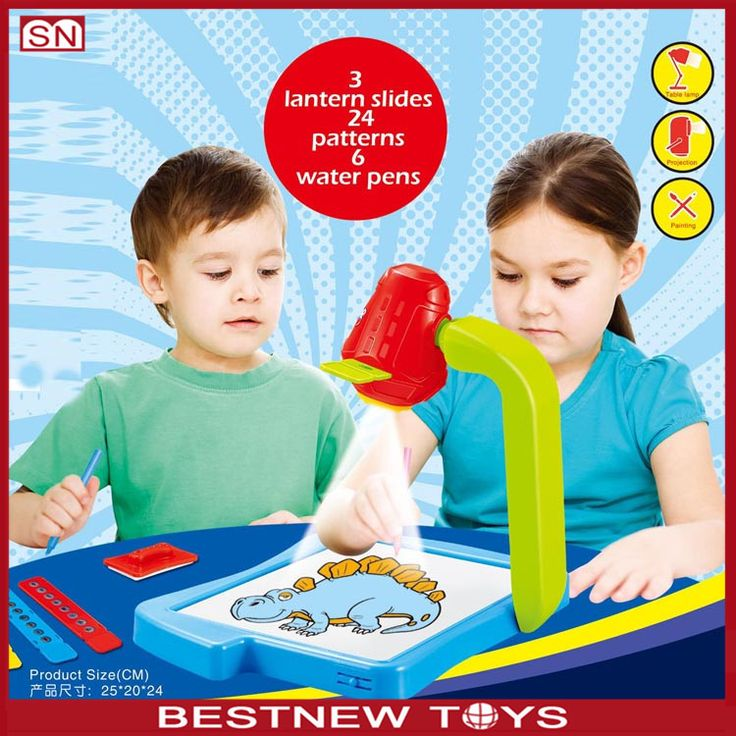 Wholesale toy children autism educational toys projector for child