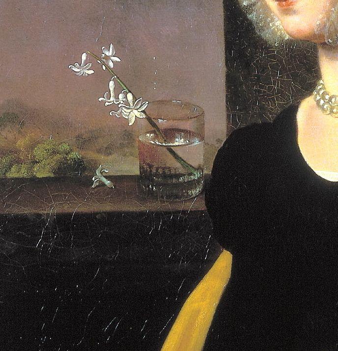 КИПРЕНСКИЙ Орест - Портрет Екатерины Сергеевны Авдулиной. 1822