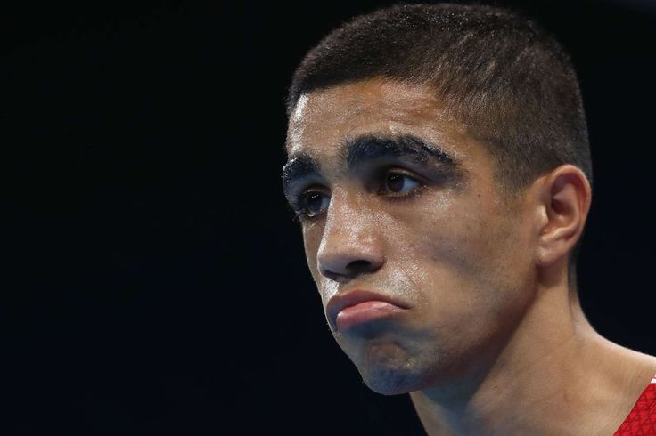No win for Muhammad Ali:    Muhammad Ali of Great Britain looks on after being defeated by Yoel Finol of Venezuela in the men's flyweight 52 kg boxing event in the last 16.    -  2016 Rio Olympics: Highs and lows from Day 10