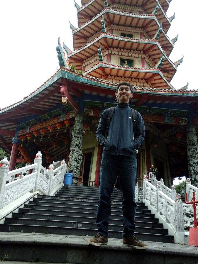 Pagoda Avalokiteswara Watugong