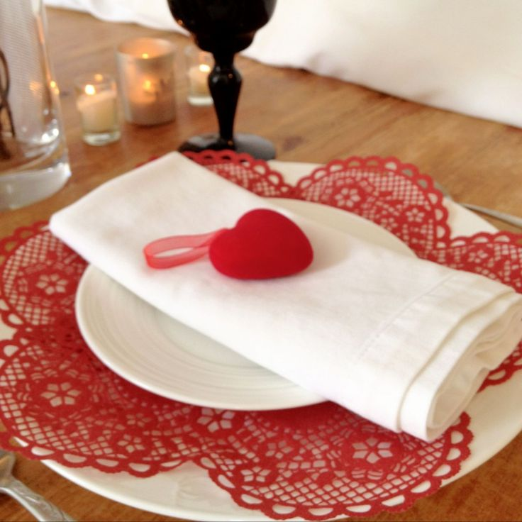 1000 Images About Valentines Day Tablescapes And More On