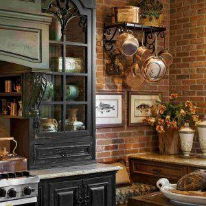 815 best images about salle de bain on pinterest coins - Belles cuisines traditionnelles ...