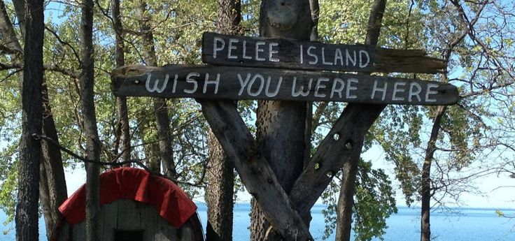 Check out some island poetry!  You Slip Beyond the Ocean Glass—Alaska on Pelee Island, Ont. Poetry