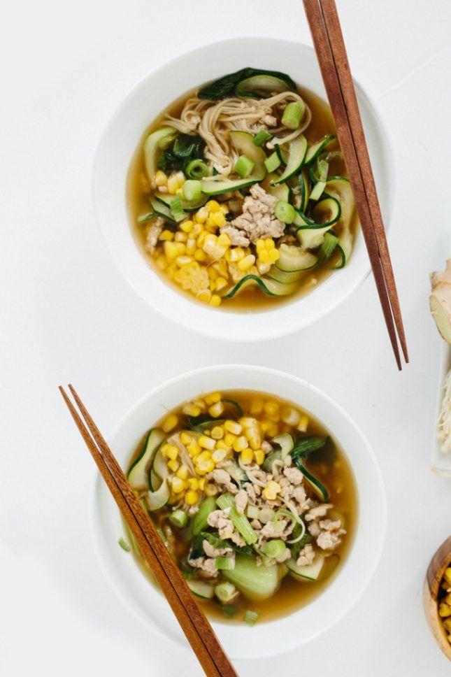 ... /Sopas on Pinterest | Noodle soups, Cabbage soup and Soup recipes