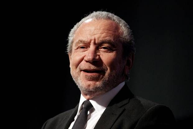 Lord Alan Sugar defends celebrity tax avoiders: Apprentice boss says 'They're performers not businessmen' - People - News - The Independent