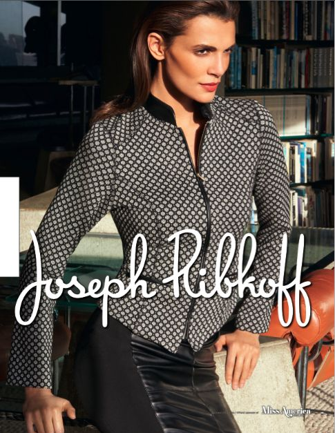 Joseph Ribkoff skirt 143487 + jacket 143669