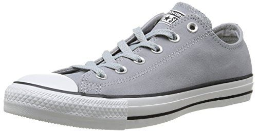 Converse Chuck Taylor All Star  SuedeSneaker, Grau