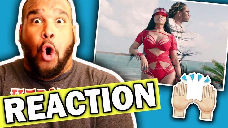 Watch: Reaction: You Da Baddest by Dante D'Angelo, song from Future ft. Nicki Minaj.