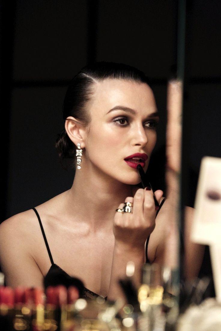 Chanel Beauty Talks: Keira Knightley deelt haar schoonheidsgeheimen