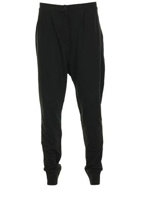Pantaloni sport Bershka Simpo Black   Kurtmann.ro 49,90 LEI