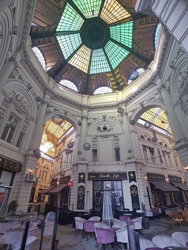 Stedentrip Boekarest: Boekarest heeft prachtige architectuur