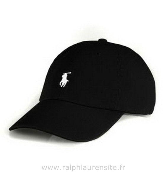 ralph lauren casquette sport blance pony noir Vente Privée Ralph Lauren