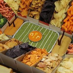 Pile High Snack Stadium Allrecipes.com
