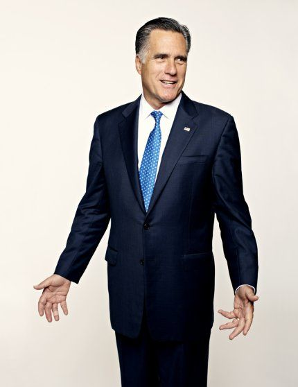 "Mitt Romney, 2012 Republican Candidate for President. From <a href=""http://www.time.com/time/magazine/article/0,9171,2122770,00.html"">""The Mind of Mitt,""</a> September 3, 2012 issue."