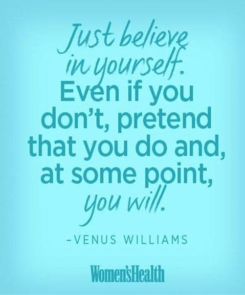 Just Believe In Yourself-Inspirational Quotes