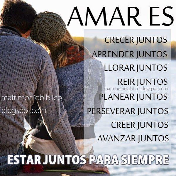 Imagen Con Frase De Amor Para Parejas General Pinterest Love