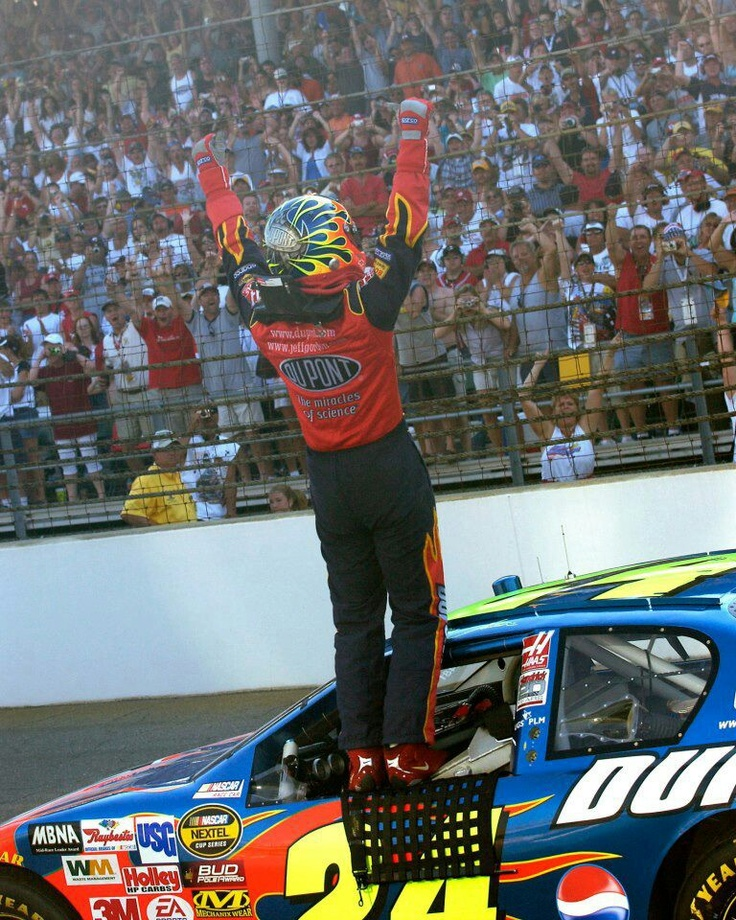 1739 Best Images About Jeff Gordon 24 On Pinterest