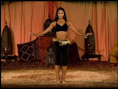 Introduction to Bellydance Amar Gamal. - YouTube