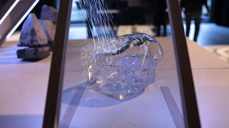 Mini-Mirages Emerge in an Augmented Reality Art Exhibition | Augmented reality art, Augmented ...