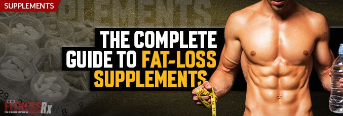 The Complete Guide To Fat-Loss Supplements      ;-)~❤~