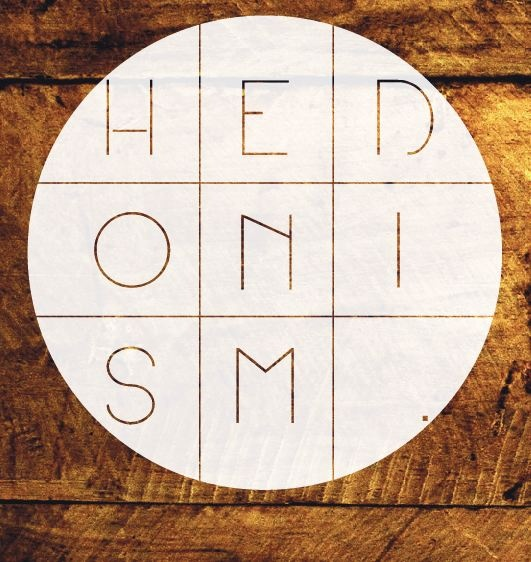 HEDONISM MY OWN BRAND'S LOGO
