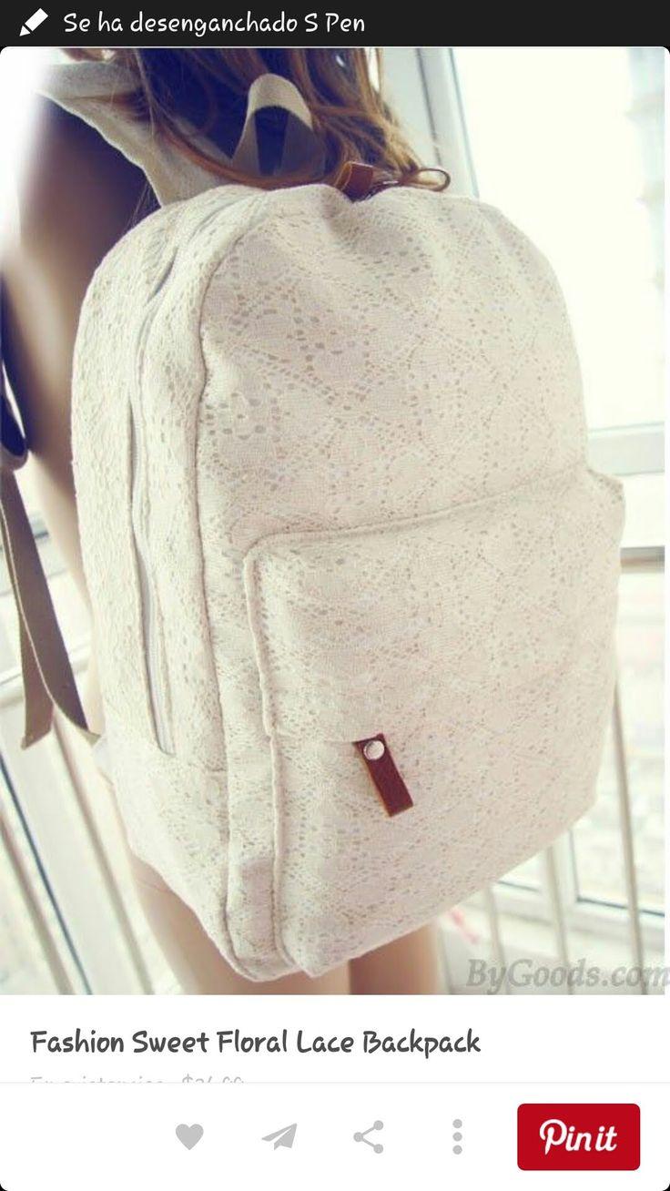 tutorial: como hacer una mochila: Patron – Corte & Costura