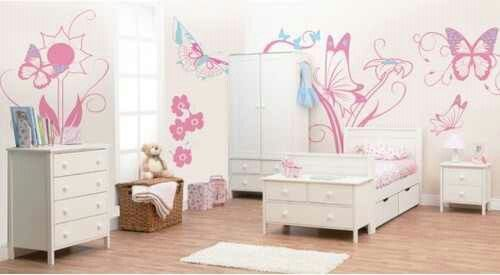 Butterfly Bedroom.