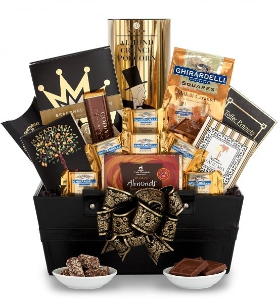 32 best Gift Baskets-Chocolate and Cookies images on Pinterest ...