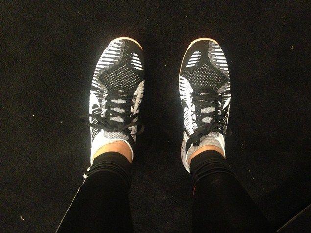 Zest tests: Nike Free Hyperfeel trainers