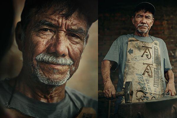 El Mayor Portraits in Guadalajara Mexico on Photography Served
