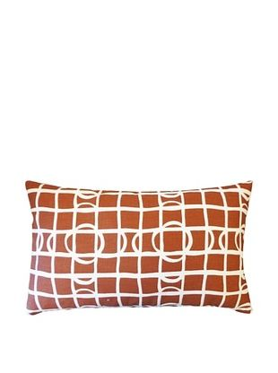 80% OFF Pluto Throw Pillow, Brown