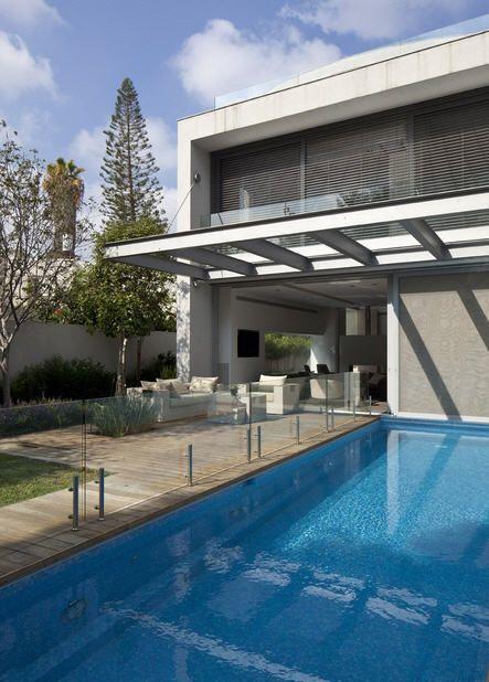 Design sl residence rectangular box optimized for contemporary living sl house in tel aviv israel