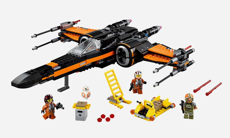 Star Wars: The Force Awakens LEGO Sets