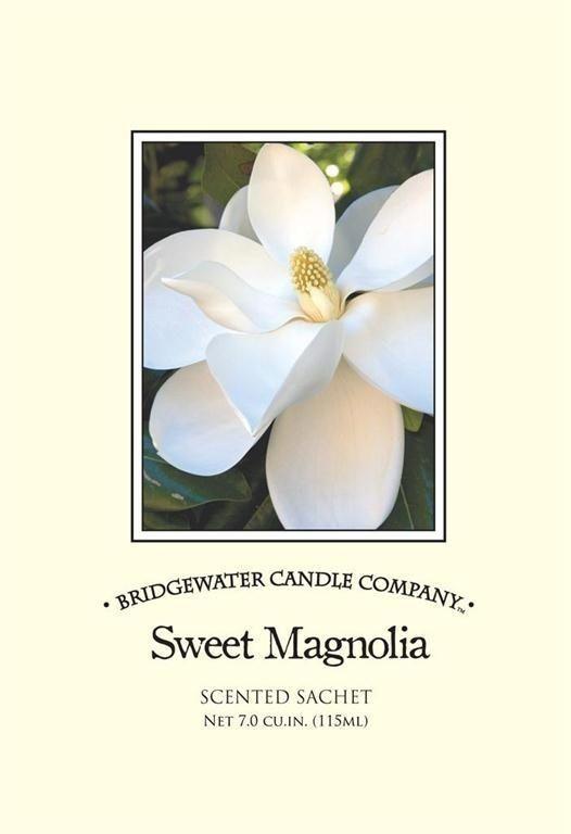 Bridgewater Candle Geurzakje Sweet Magnolia