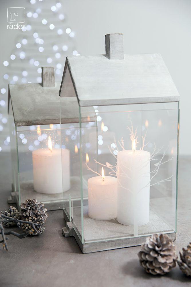Wir zählen die Tage zum heiligen Abend im Advent, lassen die Welt im schönsten Weihnachtszauber erstrahlen und heißen die Winterzeit willkommen mit unseren stimmungsvollen Glashäusern.
