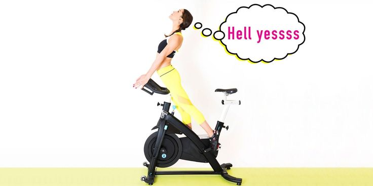 5 Stretches After Indoor Cycling