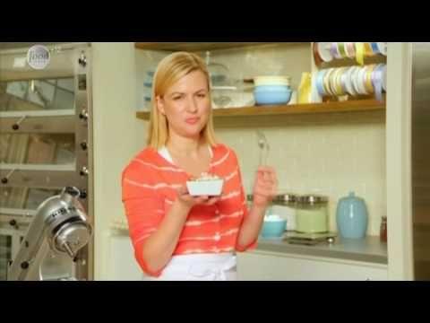 Анна Олсон: секреты выпечки - часть 12 - Савоярди - YouTube Tiramisu