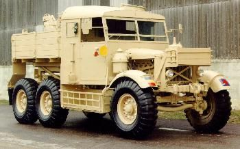 Scammell Pioneer Model SV2S