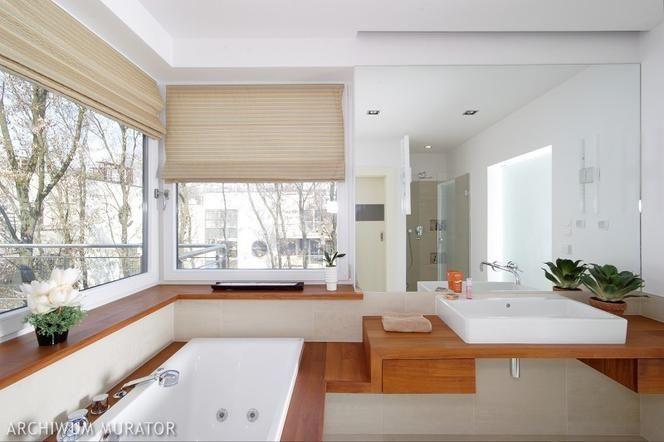 Parapety Wewnetrzne Rodzaje Drewniane Kamienne Z Tworzywa Jaki Parapet Kupic Modern Bathroom Sink Modern Bathroom Decor Contemporary Bathroom Vanity