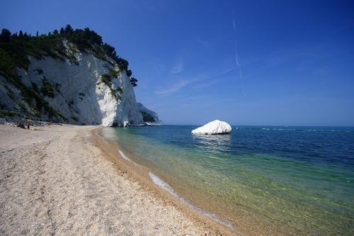 St.Michele's beach (Sirolo, AN)