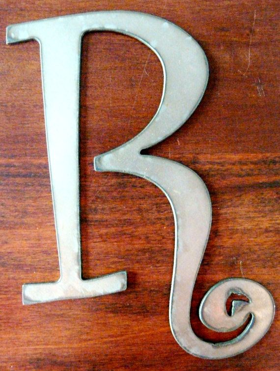 Metal Initials For Crafts Best 25 Wall Initials Ideas On Pinterest  Wooden Name Letters
