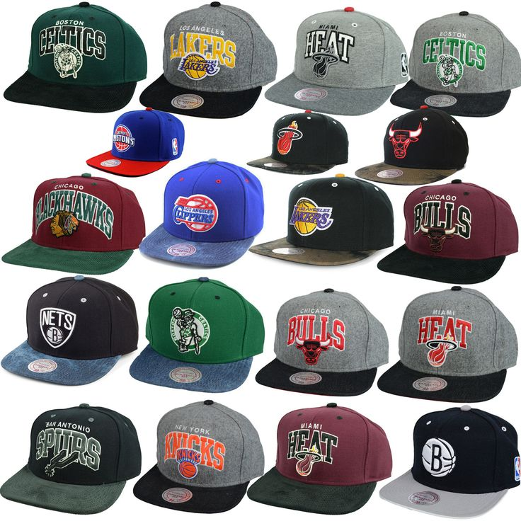 Cappello  Mitchell & Ness Hat Snapback